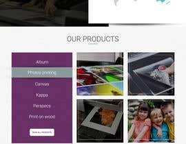 #31 untuk Design a premium print-house website oleh khyzerzeeshan