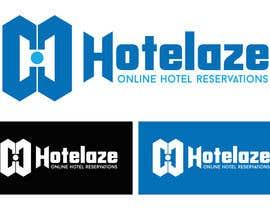 #48 for Logo design for HOTELAZE af Renovatis13a