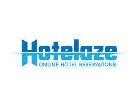 #49 for Logo design for HOTELAZE af Renovatis13a