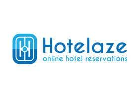 #57 for Logo design for HOTELAZE af Renovatis13a