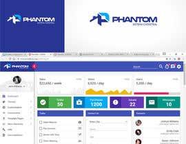 #36 para Diseñar un logotipo Phantom de claudioosorio