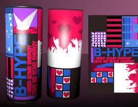 Meringo tarafından Photoshop Design for B-Hype Energy Drink için no 100