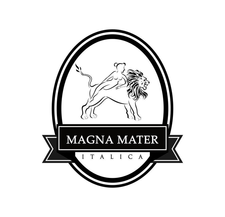 Bài tham dự cuộc thi #                                        12                                      cho                                         Disegnare un Logo for MAGNA MATER Italica