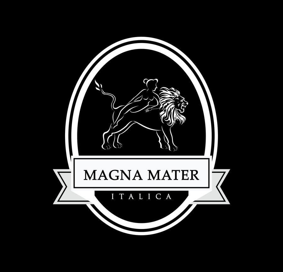 Bài tham dự cuộc thi #                                        14                                      cho                                         Disegnare un Logo for MAGNA MATER Italica