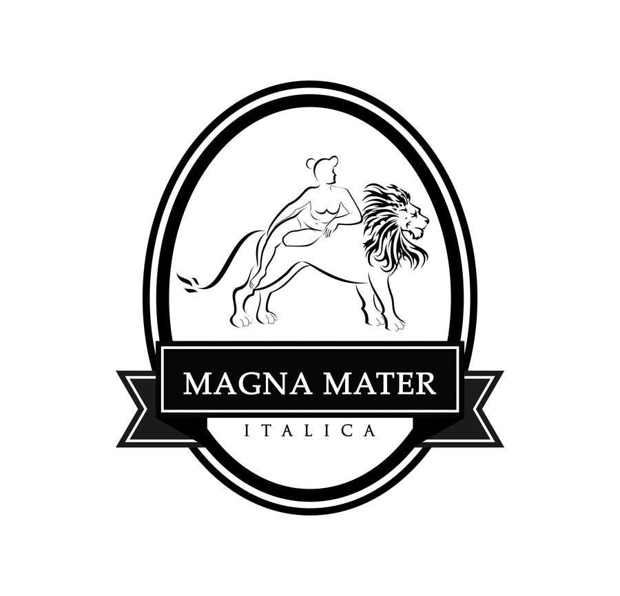 Bài tham dự cuộc thi #                                        29                                      cho                                         Disegnare un Logo for MAGNA MATER Italica
