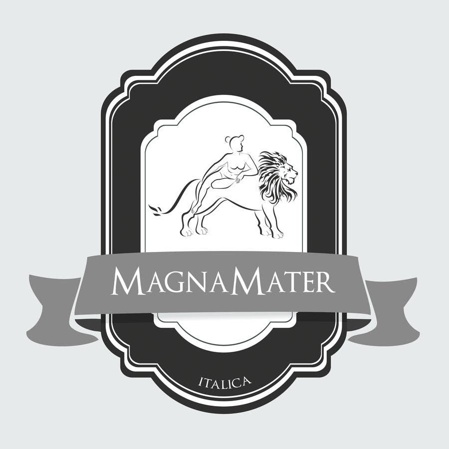 Bài tham dự cuộc thi #                                        30                                      cho                                         Disegnare un Logo for MAGNA MATER Italica