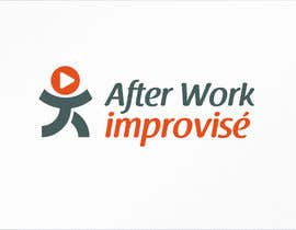 #2 para Logo Design for After Work improvisé por dwimalai