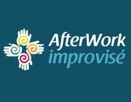 #28 para Logo Design for After Work improvisé por dwimalai