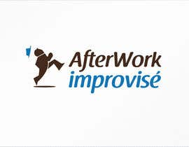 dwimalai tarafından Logo Design for After Work improvisé için no 4