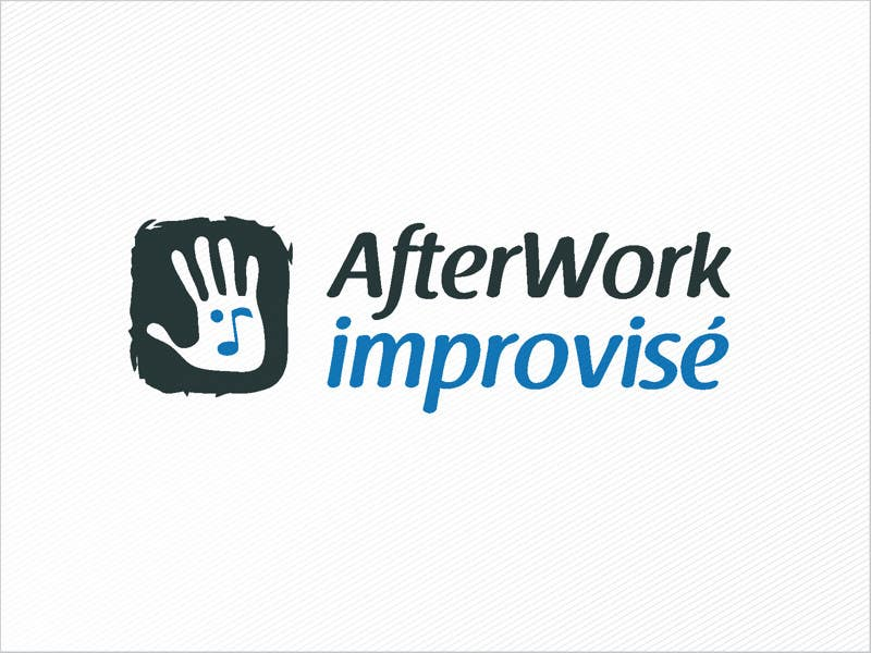 #3 for Logo Design for After Work improvisé by dwimalai
