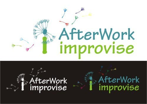 #27 for Logo Design for After Work improvisé by NoraMary