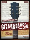 Flyer Design for Gitaartabs.nl an online guitar community with pro vido lesson and songs için Graphic Design13 No.lu Yarışma Girdisi