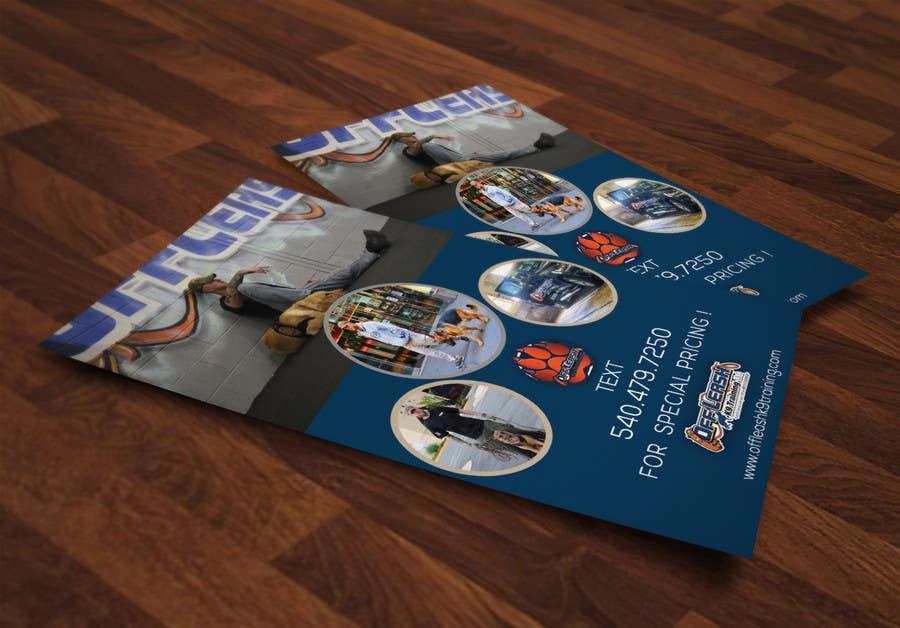 #7 para Design a Flyer de Musfikur313