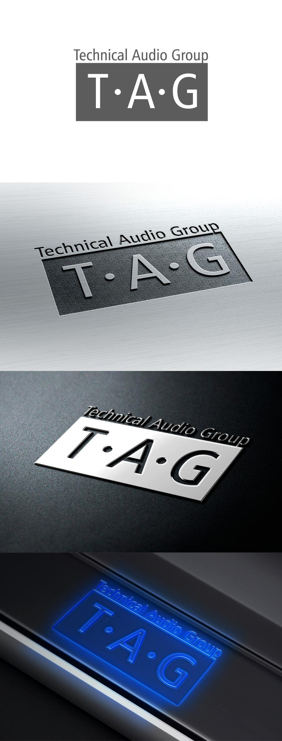 #179 for Logo Design for Technical Audio Group    TAG by twocats
