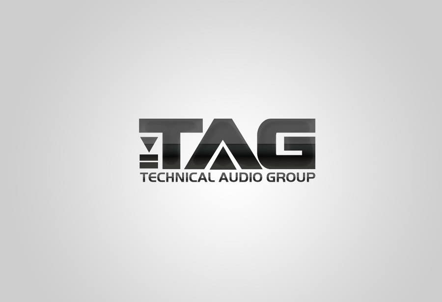 #30 for Logo Design for Technical Audio Group    TAG by janilottering