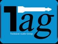 Logo Design for Technical Audio Group    TAG için Graphic Design36 No.lu Yarışma Girdisi