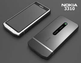 #133 for Design the Modern Version of the Nokia 3310 af aniketSS