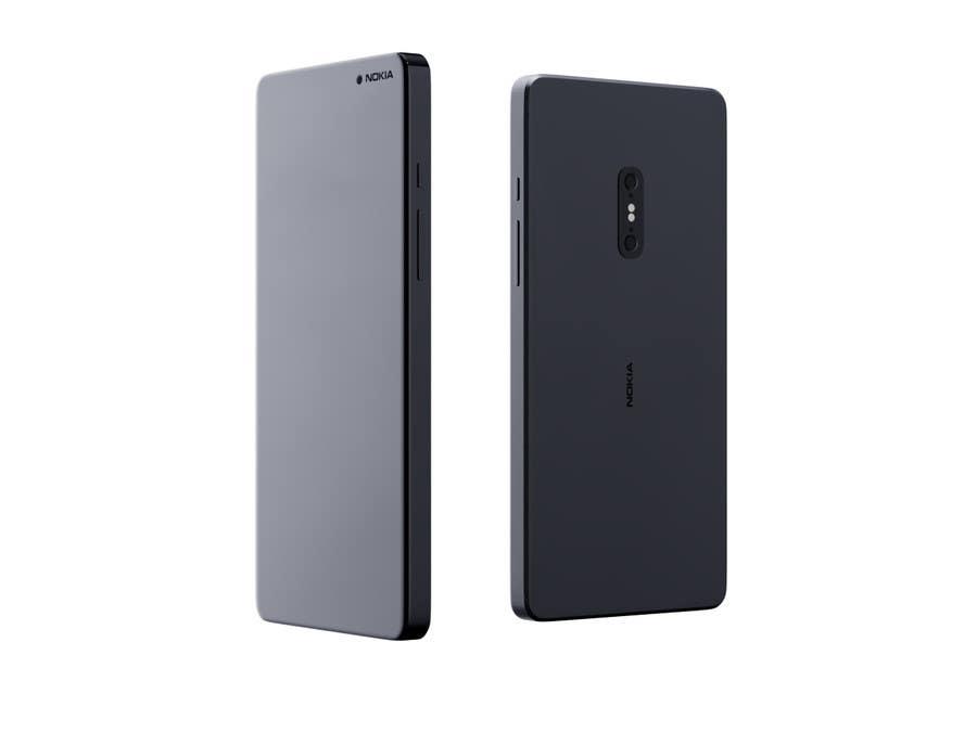 Konkurrenceindlæg #                                        140                                      for                                         Design the Modern Version of the Nokia 3310