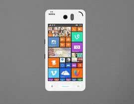 #131 for Design the Modern Version of the Nokia 3310 af ingdar84