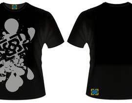 #33 para Design a T-Shirt for Skate Company por mehdikoris