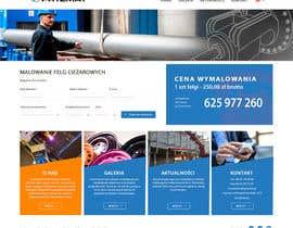 #3 dla Projekt graficzny głównej strony internetowej przez dovhanbv2015