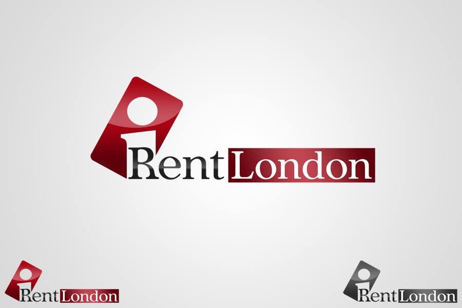 Proposition n°                                        548                                      du concours                                         Logo Design for IRent London