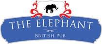 Graphic Design Entri Peraduan #122 for Logo Design for The Elephant British Pub