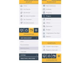 #11 untuk Design a set of icons for an app oleh Studionewvision