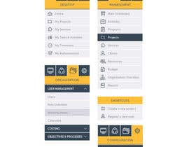 #12 untuk Design a set of icons for an app oleh Studionewvision