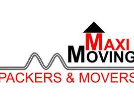 nº 385 pour Logo Design for Maxi Moving par vrd1941