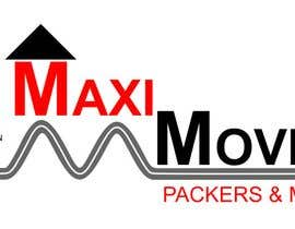 nº 387 pour Logo Design for Maxi Moving par vrd1941