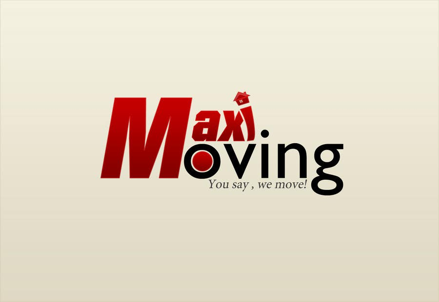 #267 for Logo Design for Maxi Moving by Balnazzar
