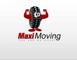 #232 para Logo Design for Maxi Moving de Balnazzar