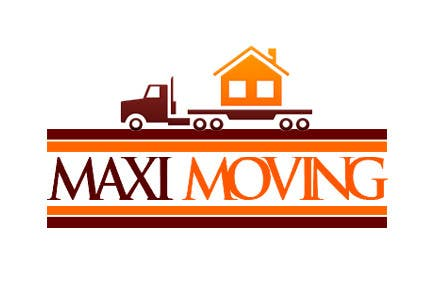 #304 for Logo Design for Maxi Moving by RGBlue