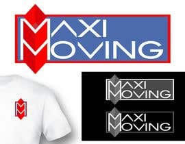 nº 280 pour Logo Design for Maxi Moving par spc1