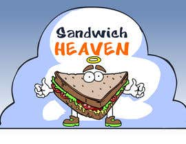 nº 21 pour Logo Design for SandwichHeaven par drawnsean