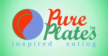 "Graphic Design Inscrição do Concurso Nº297 para Logo Design for ""Pure Plates ... Inspired Eating"" (with trade mark bug)"