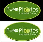 "Graphic Design Konkurrenceindlæg #290 for Logo Design for ""Pure Plates ... Inspired Eating"" (with trade mark bug)"