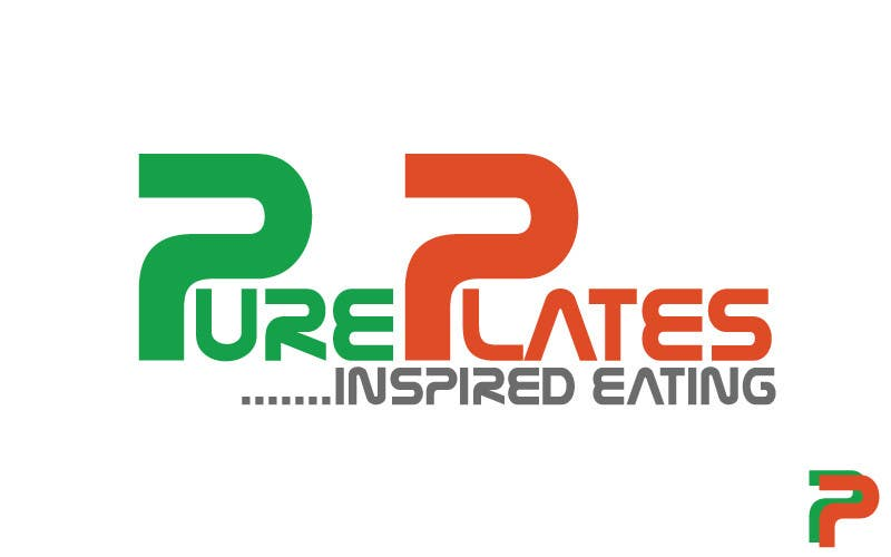 "Konkurrenceindlæg #186 for Logo Design for ""Pure Plates ... Inspired Eating"" (with trade mark bug)"
