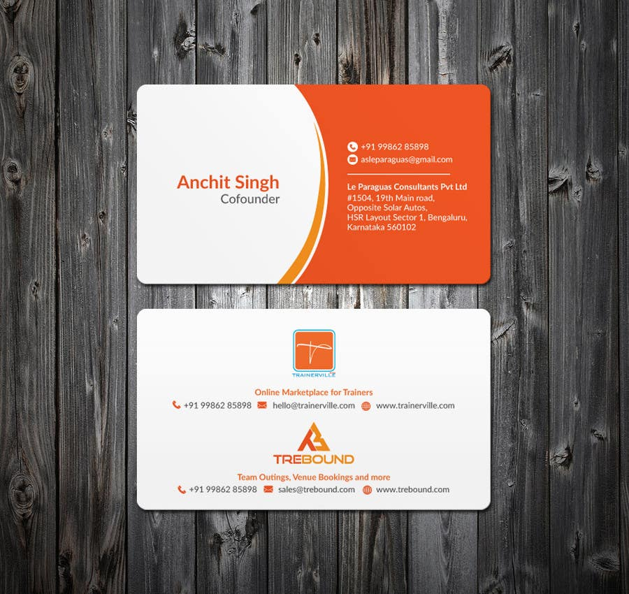 Entry 53 by mdreyad for design some business cards and stationery business card reheart Choice Image