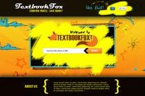 Graphic Design Contest Entry #146 for Website Design for TextbookFox.com