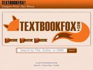 Website Design Contest Entry #141 for Website Design for TextbookFox.com