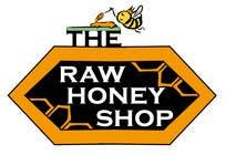 Contest Entry #121 for Logo Design for The Raw Honey Shop