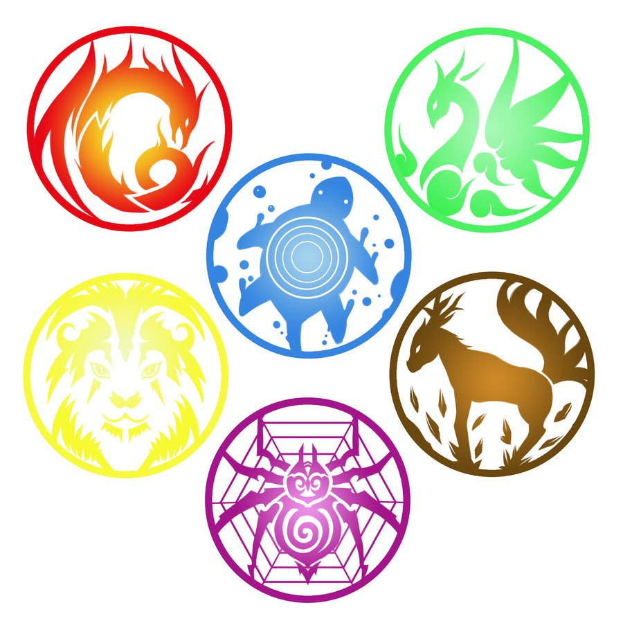 Entry #7 by werenwow for Draft 6 symbol element in a manga story ...