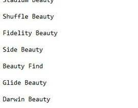 #25 for Beauty Business Needs a New Name by rumon0032