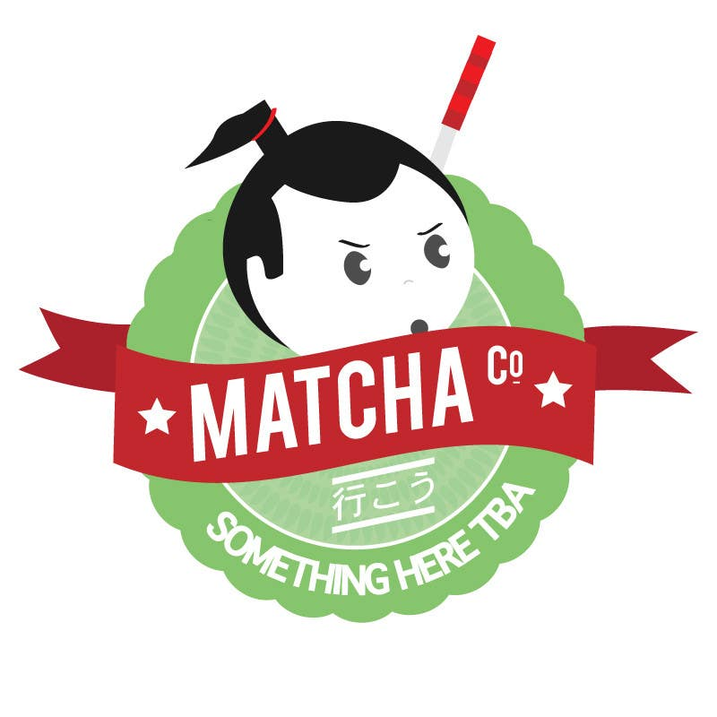 Entrada de concurso de Photoshop #61 para Design a Logo for Matcha
