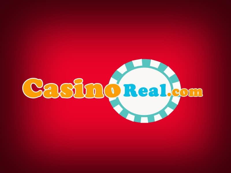 Конкурсная заявка №93 для Logo Design for Casinoreal.com