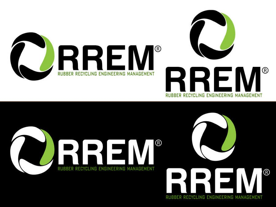 Contest Entry #180 for Logo Design for RREM  (Rubber Recycling Engineering Management)