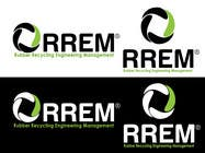 Graphic Design Contest Entry #206 for Logo Design for RREM  (Rubber Recycling Engineering Management)