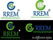 Graphic Design Contest Entry #455 for Logo Design for RREM  (Rubber Recycling Engineering Management)